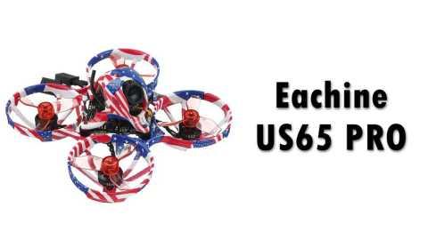 Eachine US65 PRO - Eachine US65 PRO 1-2S FPV Racing Drone Banggood Coupon Promo Code