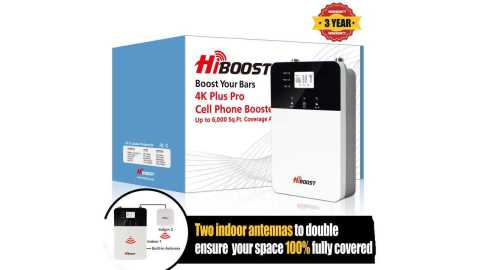 HiBoost 4K Plus Pro - HiBoost 4K Plus Pro Signal Booster Amazon Coupon Promo Code