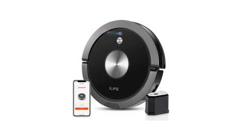 ILIFE A9 - ILIFE A9 Robot Vacuum Amazon Coupon Promo Code