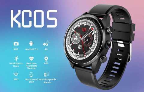 KINGWEAR KC05 - KINGWEAR KC05 Smart Watch Phone Banggood Coupon Promo Code