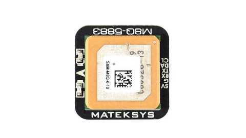 matek m8q-5883 gps & compass module