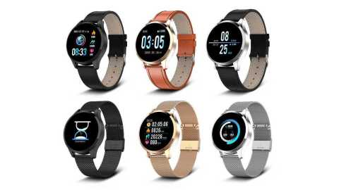 newwear q9 smart watch