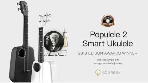 Populele 2 Smart Ukulele - Xiaomi Populele 2 Smart Ukulele Banggood Coupon Promo Code