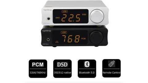 Topping DX3 Pro - Topping DX3 Pro USB DAC Headphone Amplifier Amazon Coupon Promo Code
