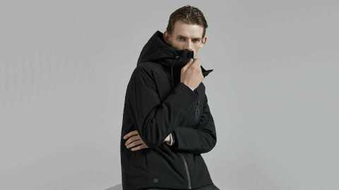Xiaomi 90 FUN Intelligent Down Jacket - Xiaomi 90 FUN Men Down Jacket Banggood Coupon Promo Code