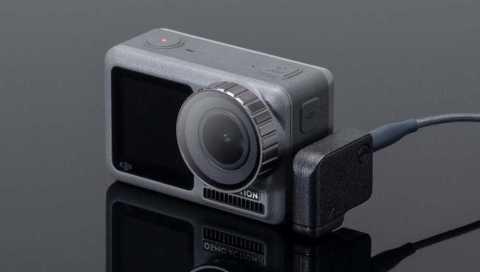 CYNOVA Osmo Action Dual Adapter - CYNOVA Osmo Action Dual 3.5mm/USB-C Audio Adapter Banggood Coupon Promo Code