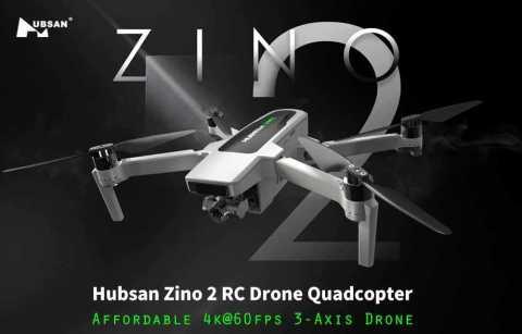 Hubsan Zino 2 RC Drone Quadcopter