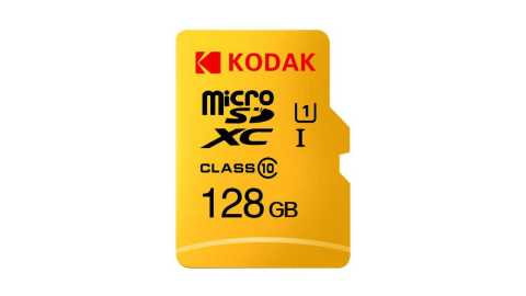kodak micro sd card u1 class 10