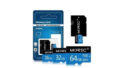 moric memory card u3 u1 class10