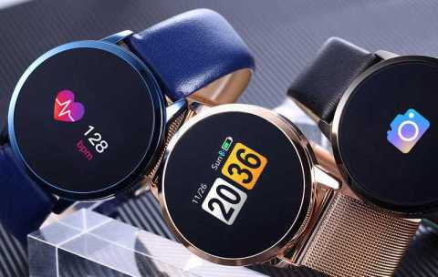 Newwear Q8 - Newwear Q8 SSmart Watch Banggood Coupon Promo Code [New Color Updated]