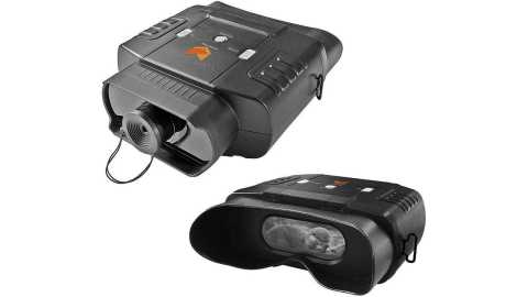 Nightfox 100V Night Vision Binocular - Nightfox 100V Night Vision Binocular Amazon Coupon Promo Code [Zoom 3x20]