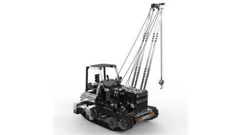 SWRC 010 - SWRC 010 Heavy Duty Crane DIY RC Car 1745PCS Banggood Coupon Promo Code