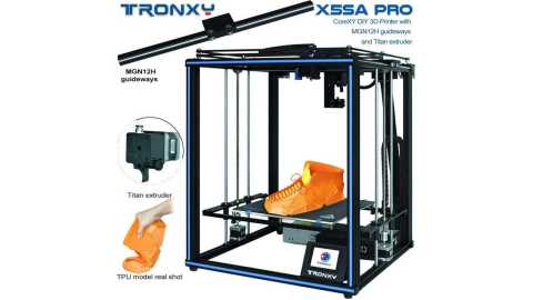 TRONXY X5SA PRO - TRONXY X5SA PRO 3D Printer Amazon Coupon Promo Code