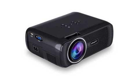 UHAPPY U80 - UHAPPY U80 LCD Projector Banggood Coupon Promo Code [AE Warehouse]