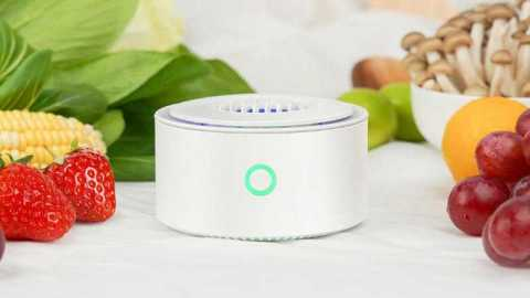 xiaomi you ban ups-01 fruit and vegetable air purifier