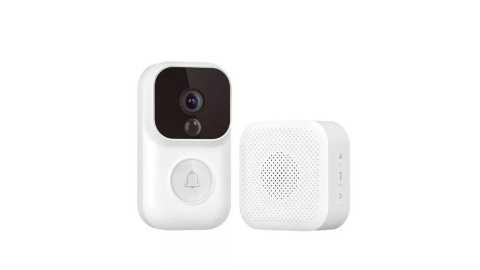 Zero FJ04MLWJ Smart 1080P Video Doorbell - Xiaomi Zero Smart 1080P Video Doorbell Banggood Coupon Promo Code [S Enhanced Version]