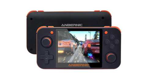 ANBERNIC RG350 game console - ANBERNIC RG350 Handheld Game Console Banggood Coupon Promo Code [Czech Warehouse]