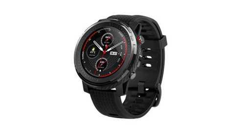 Amazfit stratos 3 - Xiaomi Amazfit Stratos 3 Smart Watch Banggood Coupon Promo Code [Global Version]