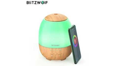 blitzwolf bw-fun3 wi-fi smart aroma diffuser