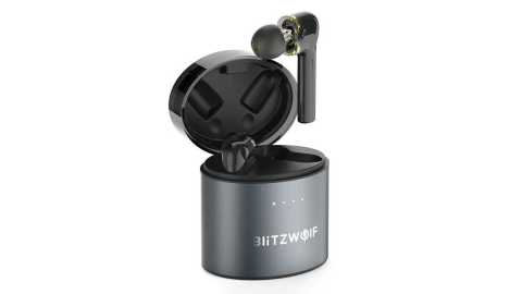 BlitzWolf BW FYE8 - BlitzWolf BW-FYE8 TWS Bluetooth 5.0 Earphone Banggood Coupon Promo Code [USA Warehouse]