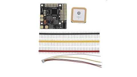 CLRACINGF4 AIR V3 - CLRACINGF4 AIR V3 Flight Control With GPS Build in Betaflight OSD Banggood Coupon Promo Code