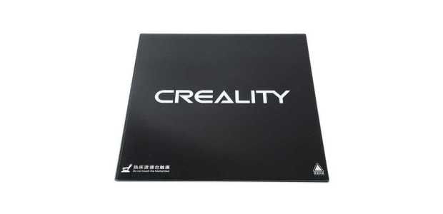 Creality 3D Printers Glass Bed Temperature Settings for Different Filaments