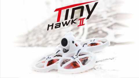 EMAX Tinyhawk II - EMAX Tinyhawk II 75mm 1-2S Whoop FPV Racing Drone Gearbest Coupon Promo Code [BNF]