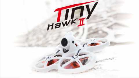 emax tinyhawk ii 75mm 1-2s whoop fpv drone