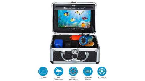 Eyoyo 1000TVL - Eyoyo 1000TVL HD Portable Underwater Fishing Camera Amazon Coupon Promo Code