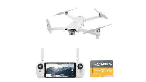 FIMI X8 SE 2020 - FIMI X8 SE 2020 RC Drone Banggood Coupon Promo Code [with 64GB 160MB/s TF Card]