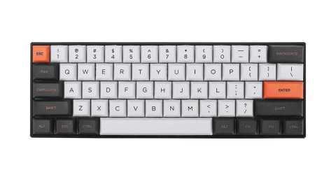 feker 61/104 keys pbt sublimation keycaps for anne pro 2