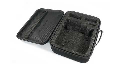 Frsky EVA Handbag Hard Case - Frsky EVA Handbag Hard Case for Taranis Q X7S/X9D Plus SE Transmitter Banggood Coupon Promo Code