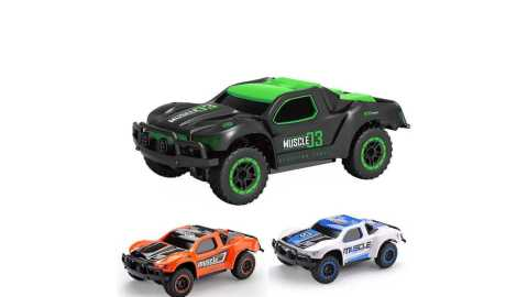 HB toys DK4301B - HB Toys DK4301B 1/43 4WD Rc Car Banggood Coupon Promo Code