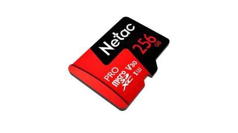 Netac P500 Pro V30 256gb - Netac P500 Pro V30 Micro SDXC TF Card Banggood Coupon Promo Code [256GB]