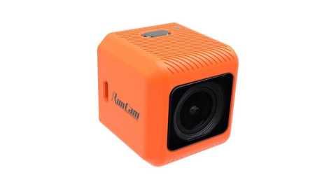 runcam 5 orange 4k hd fpv camera