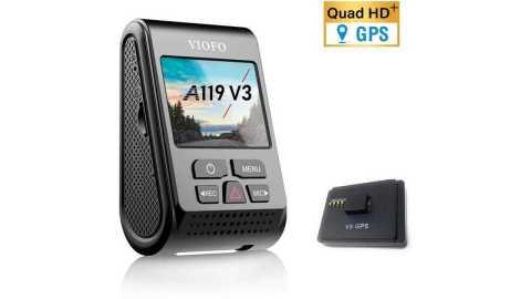 VIOFO A119 V3 - VIOFO A119 V3 HD+ Dash Camera with GPS Logger Amazon Coupon Promo Code
