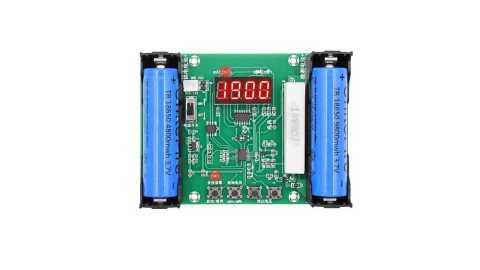 xh-m240 battery capacity tester