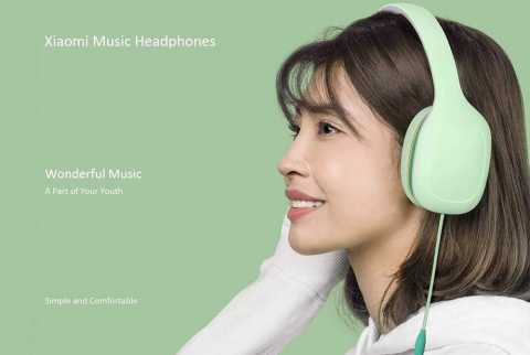 Xiaomi Music Headphones - Xiaomi Music Headphones Relaxed Version Gearbest Coupon Promo Code