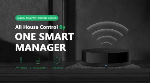 Xiaomi Universal Smart Remote Control - Xiaomi Universal Smart Remote Control Gearbest Coupon Promo Code