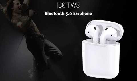 i80 tws bluetooth 5.0 earphone