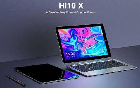 chuwi hi10x 10.1 inch tablet
