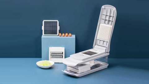 xiaomi jordan&judy multi-functional 7 in 1 vegetable peeler slicing tool