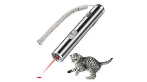 Loskii PT 31 - Loskii PT-31 Cat Training Toy Laser Pointer Banggood Coupon Promo Code
