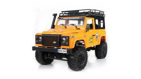 mn90 land rover defender 1/12 4wd rc car