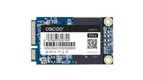 oscoo msata hard drive mlc nand flash for laptop