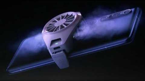 xiaomi black shark clip-on external cooling fan