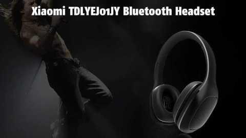 xiaomi tdlyej01jy bluetooth headset