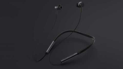 xiaomi bluetooth collar earphone