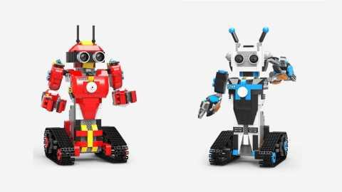 XuanPing DIY STEAM Block Building RC Robot - XuanPing DIY STEAM Block Building RC Robot Banggood Coupon Promo Code