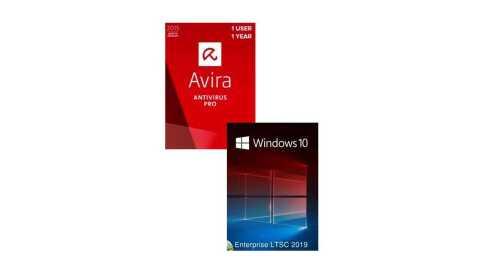 avira internet security windows 10 - Avira Internet Security Suite + Windows 10 Enterprise CD KEY Bzfuture Promo Code